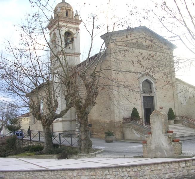 Chiesa di Cannaiola