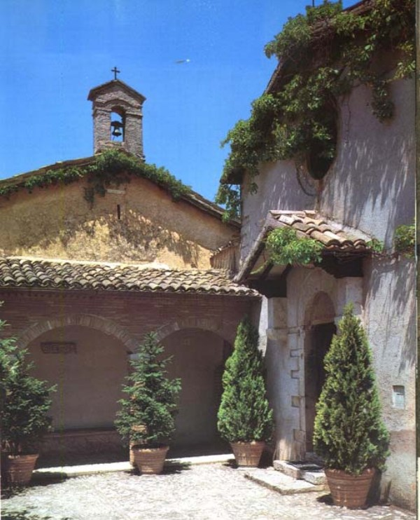 Chiesa di S. Francesco a Monteluco