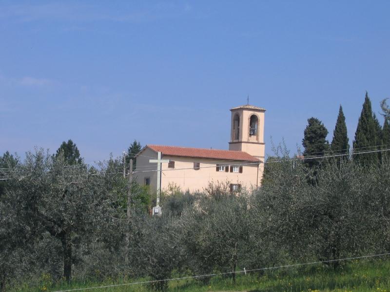 Chiesa parrocchiale Pomonte