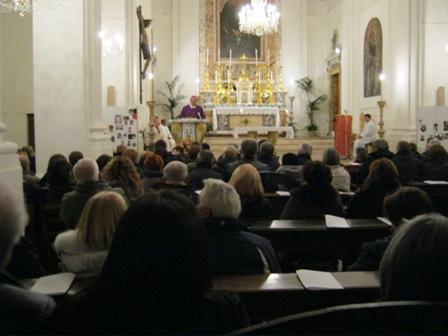 messa arcivescovo figli in cielo 2011 piccola